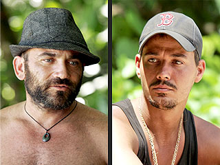 Redemption Island: Returning Stars Rob and Russell Meet their Tribes