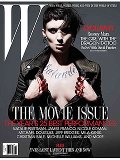 Rooney Mara Pictures, Girl with Dragon Tattoo