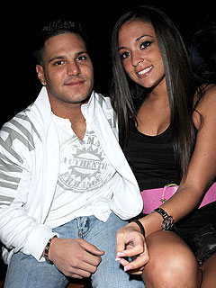 Sammi Giancola and Ronnie Magro of Jersey Shore Split: Report