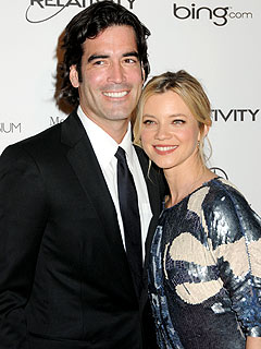 Amy Smart and Carter Oosterhouse Are Engaged