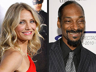 QUOTED: Cameron Diaz Pretty Sure She Bought Weed from Snoop