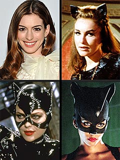 POLL: Which Catwoman Gives You that Lovin' Feline? | Anne Hathaway