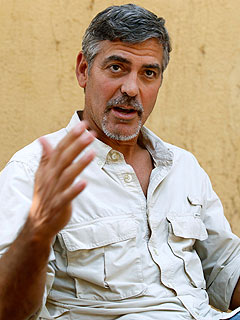 George Clooney Contracts Malaria – and Beats It