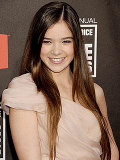 True Grit Star Hailee Steinfeld Still Gets in Trouble for T