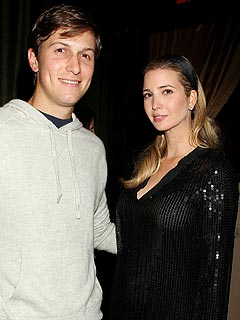 Ivanka Trump & Jared Kushner Enjoy First Date Night Since Baby | Ivanka Trump