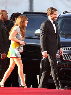 Meet Jake Gyllenhaal's Golden Globe Date
