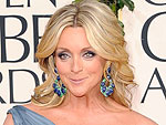 Jane Krakowski's Unborn Child Meets Justin Bieber