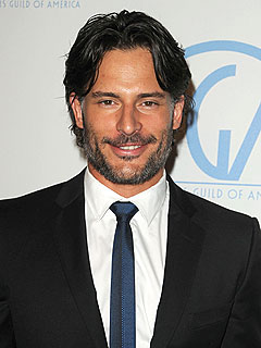 Joe Manganiello Gets Swag for the Woman in His Life – His Mother!