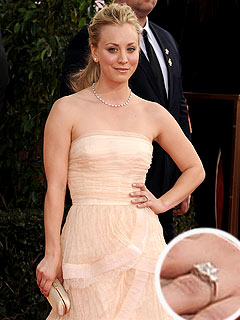 Kaley Cuoco's Big Engagement Fake-Out