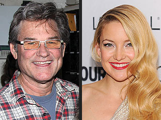 Kurt Russell's (Secret) Confession: I Hope Kate Hudson Has a Girl
