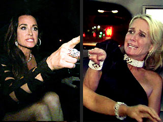 kim richards 320 Kim & Kyle Richards Brawl on Explosive Real Housewives of Beverly Hills Finale