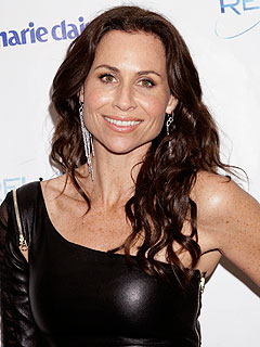 Minnie Driver Takes Son Shopping in Malibu | Minnie Driver