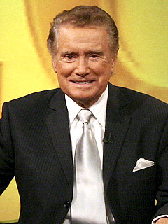 Regis Philbin Is Leaving Live!