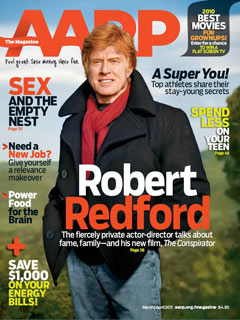 Robert Redford Enjoying a 'Whole New Life' with Second Wife