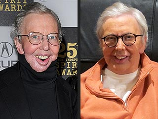 Roger Ebert Shows Off New Face | Roger Ebert