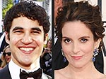 Darren Criss Wants a Date with Tina Fey