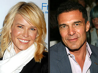 Chelsea Handler Gets Cozy with Andre Balazs at Sundance | Andre Balazs, Chelsea Handler