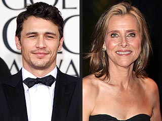 James Franco Kids Meredith Vieira About Loving Colin Firth | James Franco