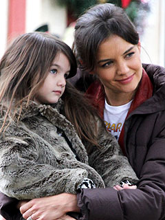 Katie Holmes Is Not Pregnant, Says Rep | Katie Holmes, Suri Cruise