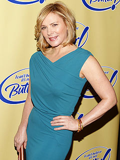 Kim Cattrall: Dieting Is Harder in Your 50s