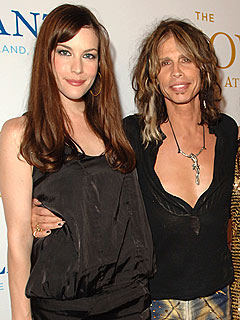 Liv Tyler Is 'Hooked' on Idol with Dad as a Judge | Liv Tyler, Steven Tyler