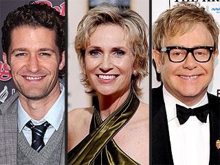 Matthew Morrison Wants Elton John to Play Sue Sylvester's Boyfriend on Glee
