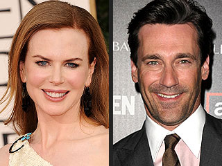Nicole Kidman, Jon Hamm to Present at SAG Awards | Jon Hamm, Nicole Kidman