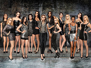 FIRST LOOK: The Cast of Top Model Cycle 16