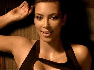 Kim Kardashian's Racy Super Bowl Ad