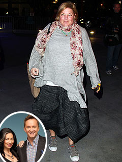 Mindy Cohn Baggy Clothes - Stacy London and Clinton Kelly React