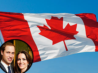 Prince William and Kate Middleton may travel to Canada