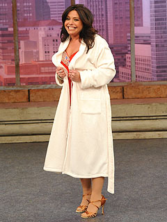 Terrified Rachael Ray to Show Serious Skin in DWTS Dress | Rachael Ray