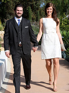 Chuck's Sarah Lancaster Is Married – and Pregnant| Weddings, Sarah Lancaster