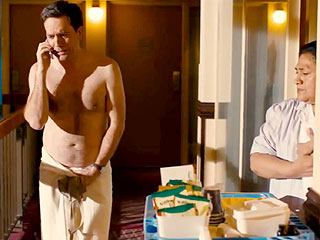 Ed Helms: Going Naked Isn't So Funny