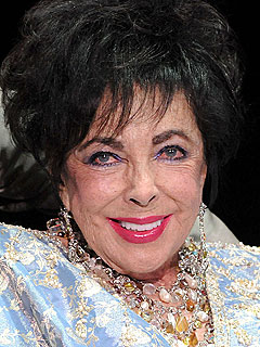 Hospitalized Elizabeth Taylor's Health Is Improving | Elizabeth Taylor