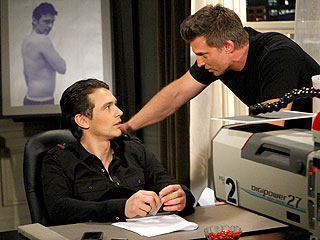 James Franco Returns (Again!) to General Hospital| General Hospital, TV News, James Franco