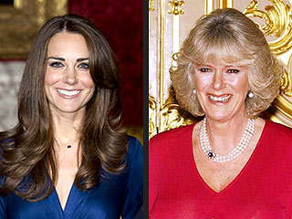 Kate Middleton and Camilla's Lunch Date
