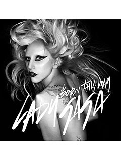 "Lady Gaga Dons Drag for Her ""Yoü and I"" Single Cover
