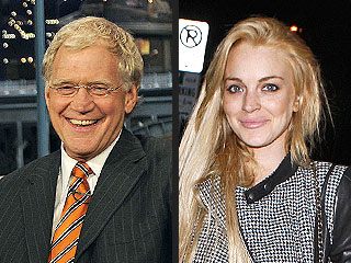 Lindsay Lohan to Present Top Ten List on Letterman? | David Letterman, Lindsay Lohan