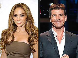 Simon Cowell Not Mad at Jennifer Lopez | Jennifer Lopez, Simon Cowell