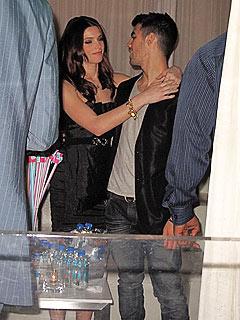 Joe Jonas, Ashley Greene Birthday Present