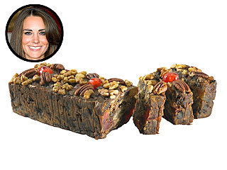 Prince William, Kate Middleton Wedding Fruitcake