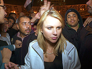 60 Minutes Reporter Lara Logan Sexually Assaulted in Egypt
