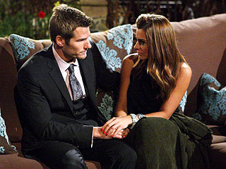 Bachelor Brad Didn't Fall for 'Michelle's Game,' Says Chris Harrison