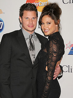 Nick Lachey's Valentine's Day Plans: Watch Fiancée on TV | Nick Lachey, Vanessa Minnillo