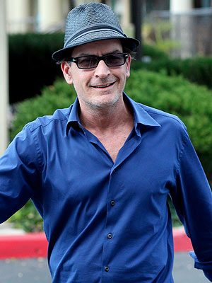 ... this one streaming live on TMZ.com Monday, Charlie Sheen says he doesn't ...