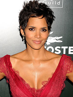 &#39;Giddy&#39; Halle Berry Honored in Beverly Hills