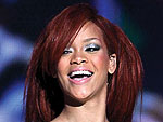 Rihanna Toasts Her Billboard Award Win | Rihanna