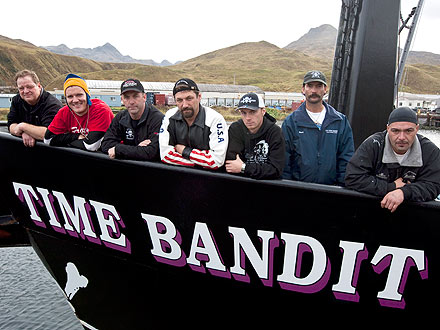 Deadliest Catch Star Found Dead: Justin Tennison Time Bandit