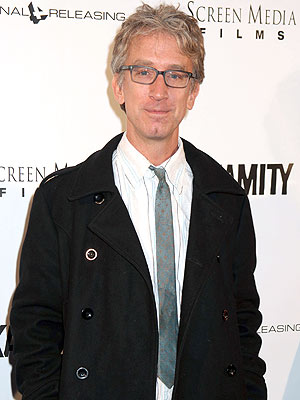 Former DWTS Contestant Andy Dick Escorted from Ballroom During Finale